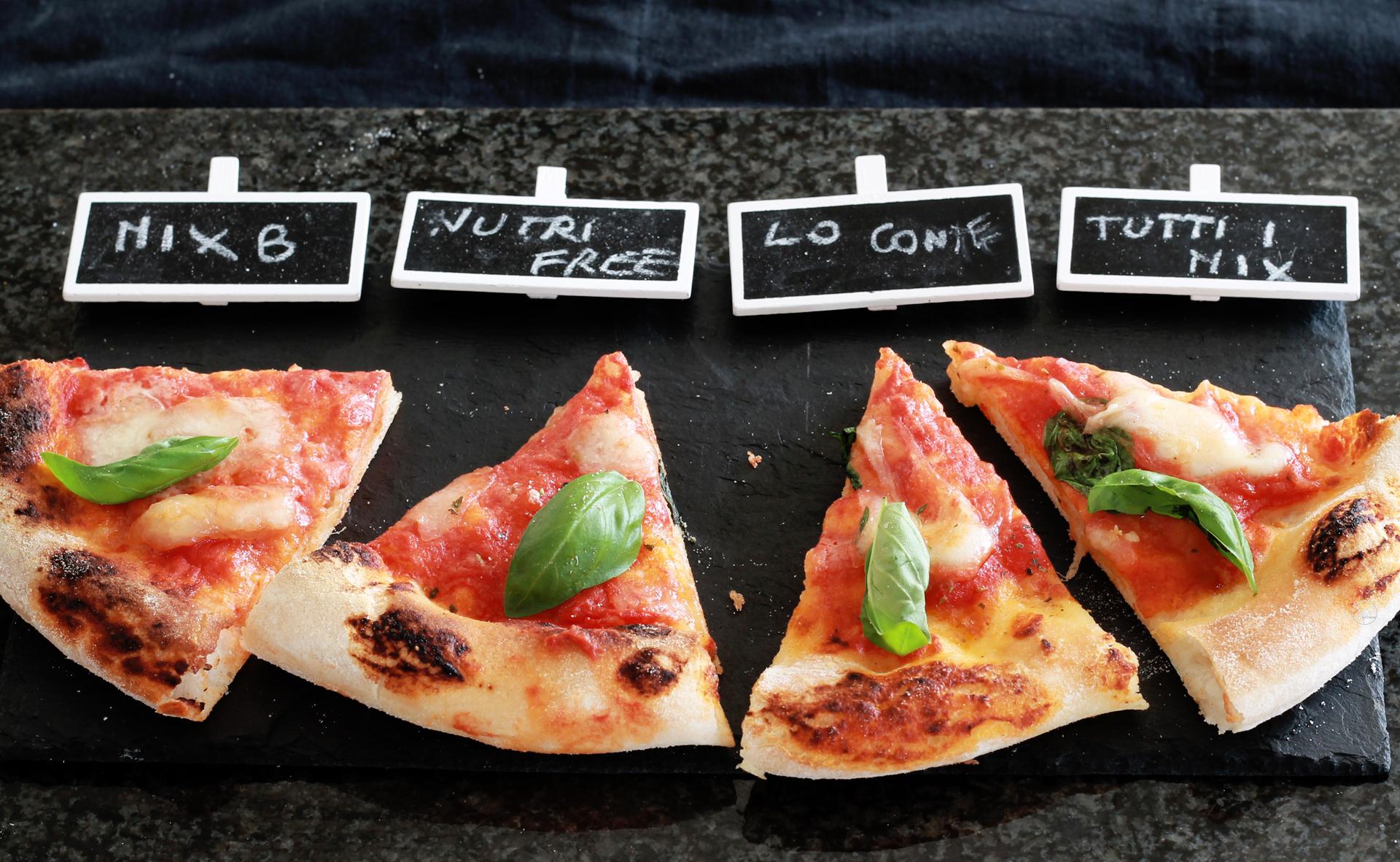 Pizza senza glutine: come idratare gli impasti? - La Cassata Celiaca