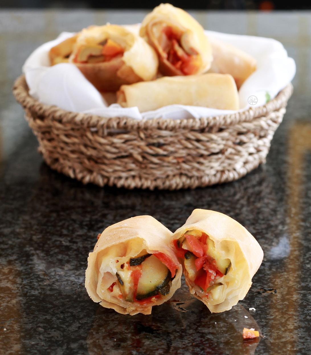 Pâte filo sans gluten en vidéo - La Cassata Celiaca