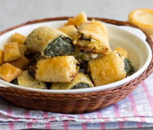 Pasta sfoglia senza glutine con mix casalingo con video ricetta - La Cassata Celiaca