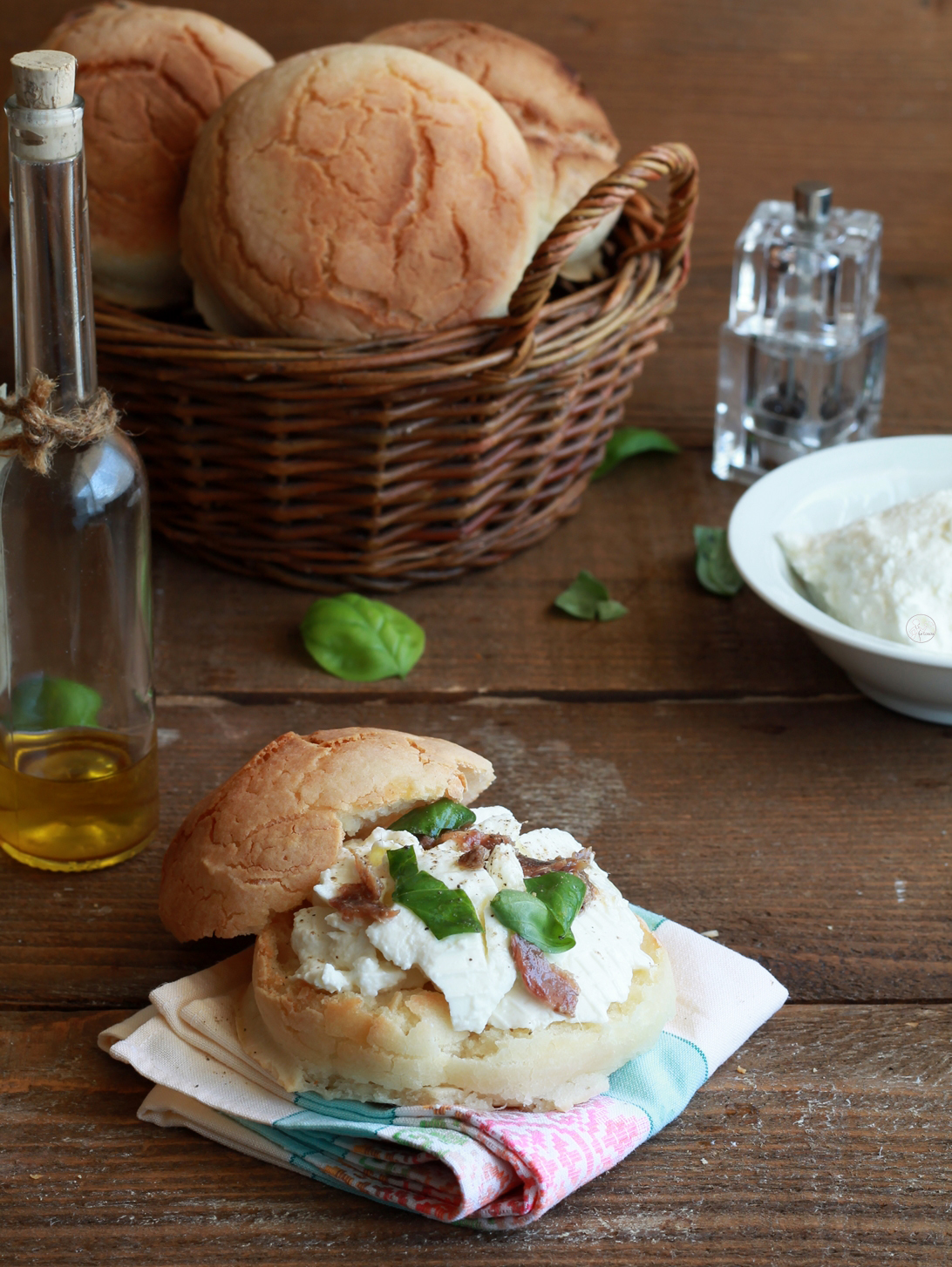 Panini al latte senza glutine - La Cassata Celiaca