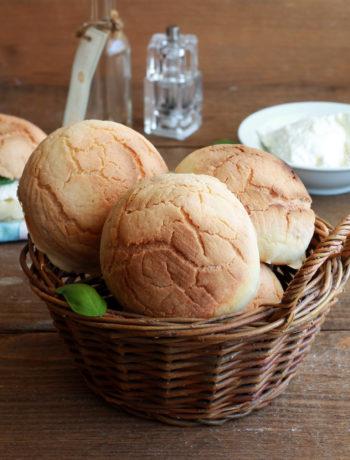 Petits pains au lait sans gluten - La Cassata Celiaca