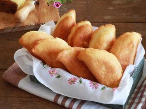 Panzerotti di patate al formaggio senza glutine - La Cassata Celiaca