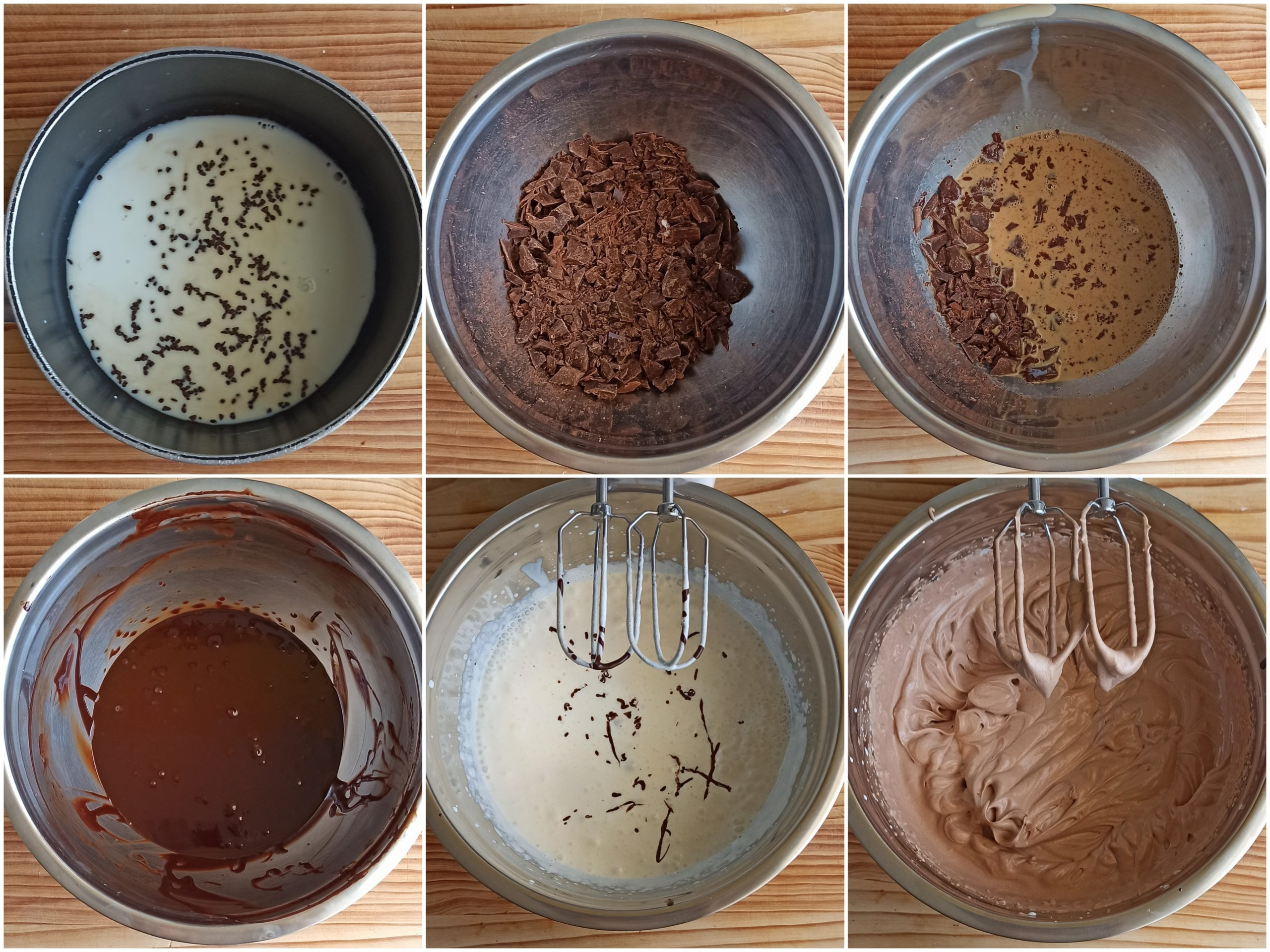 Trancetti al cioccolato senza glutine - La Cassata Celiaca