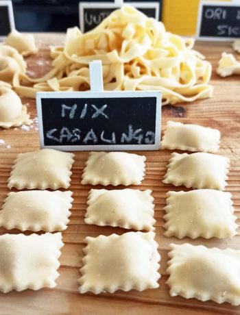Pasta all'uovo senza glutine: le giuste dosi - La Cassata Celiaca