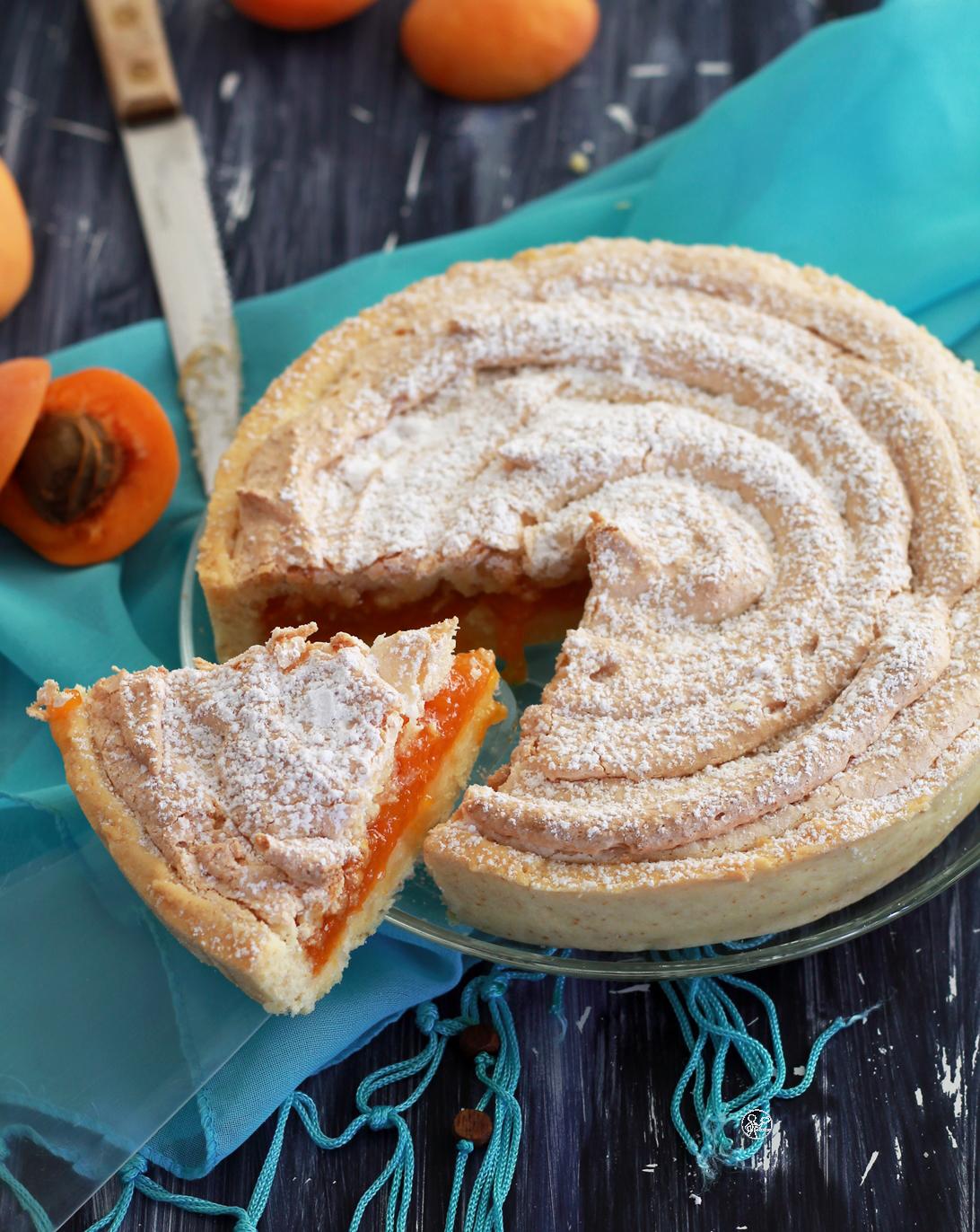 Fénétra toulousaine ou tarte aux abricots mais sans gluten - La Cassata Celiaca