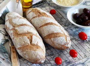 Filoni senza glutine con canapa e sorgo - La Cassata Celiaca