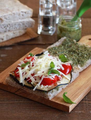 Focaccia sans gluten, sans maïs et sans mix - La Cassata Celiaca