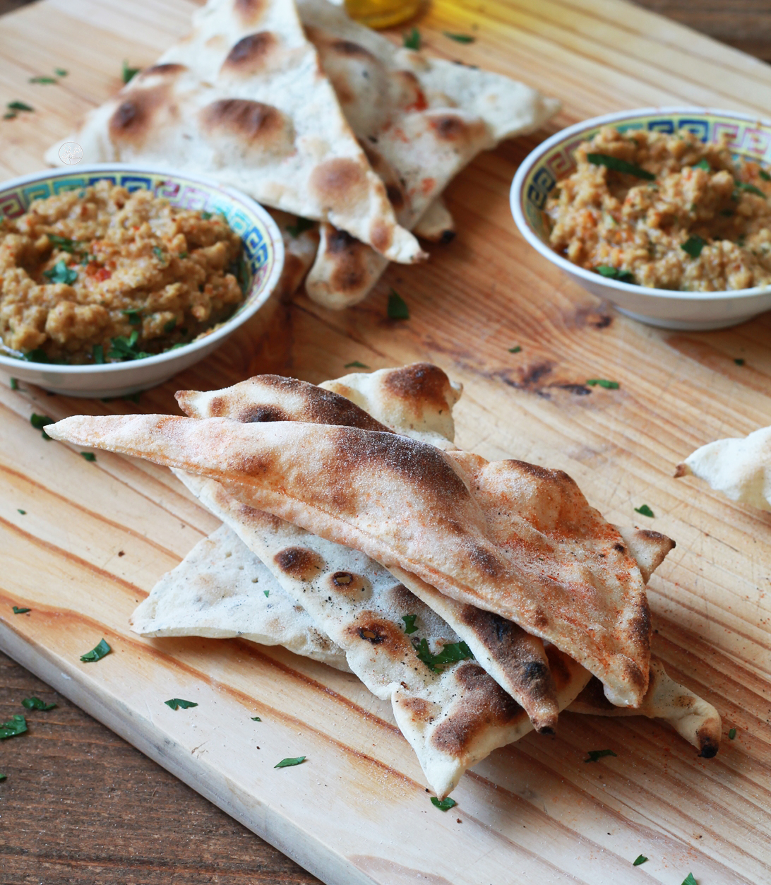 Flatbread senza glutine - La Cassata Celiaca