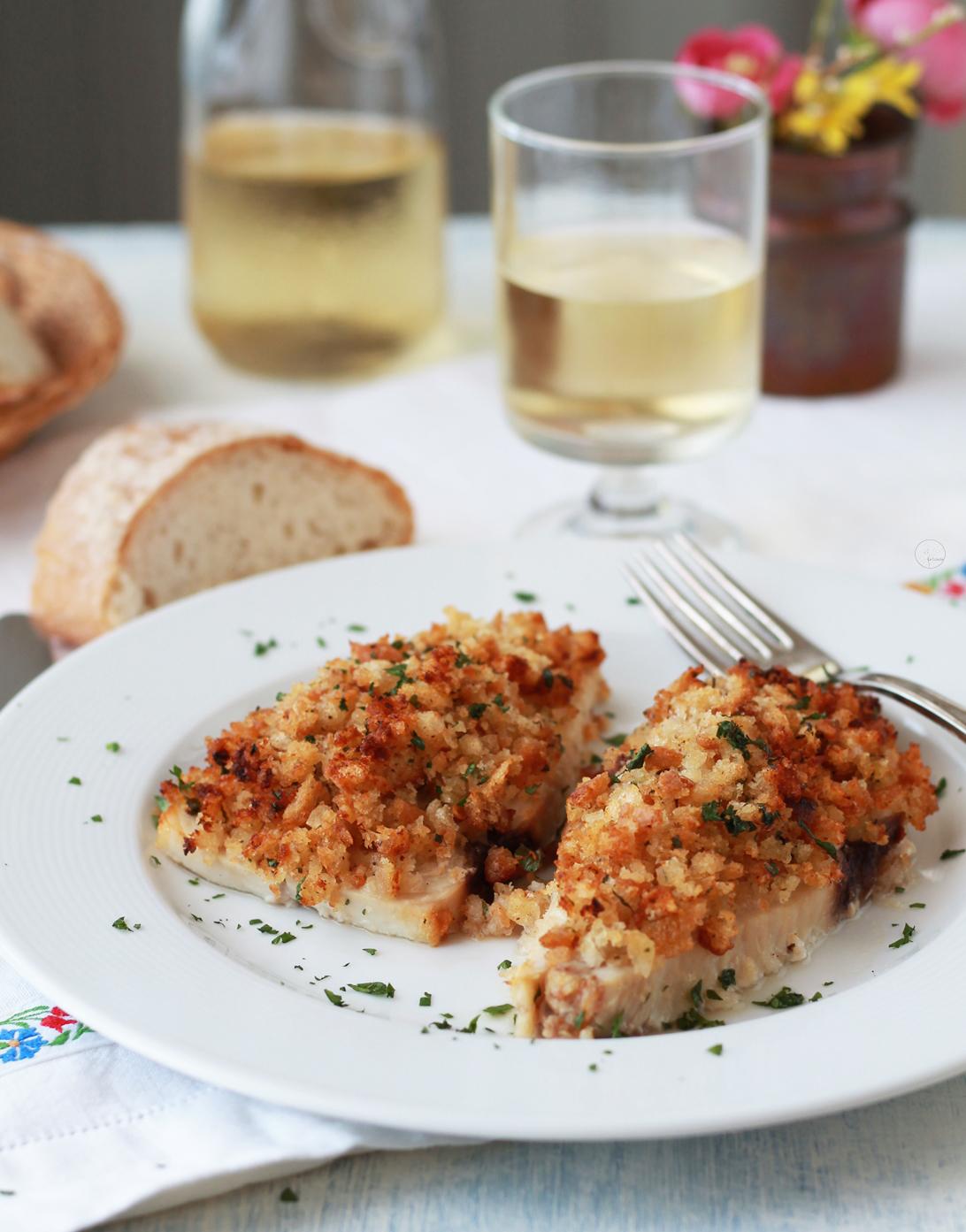 Poisson à la bordelaise sans gluten- La Cassata Celiaca