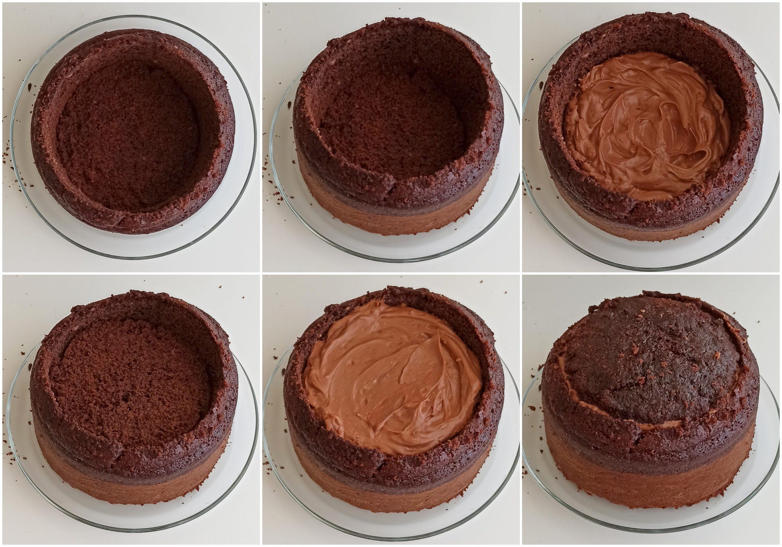 Trionfo di cioccolato senza glutine - La Cassata Celiaca