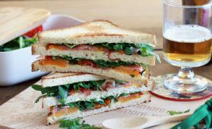 Toast alla zucca senza glutine - La Cassata Celiaca