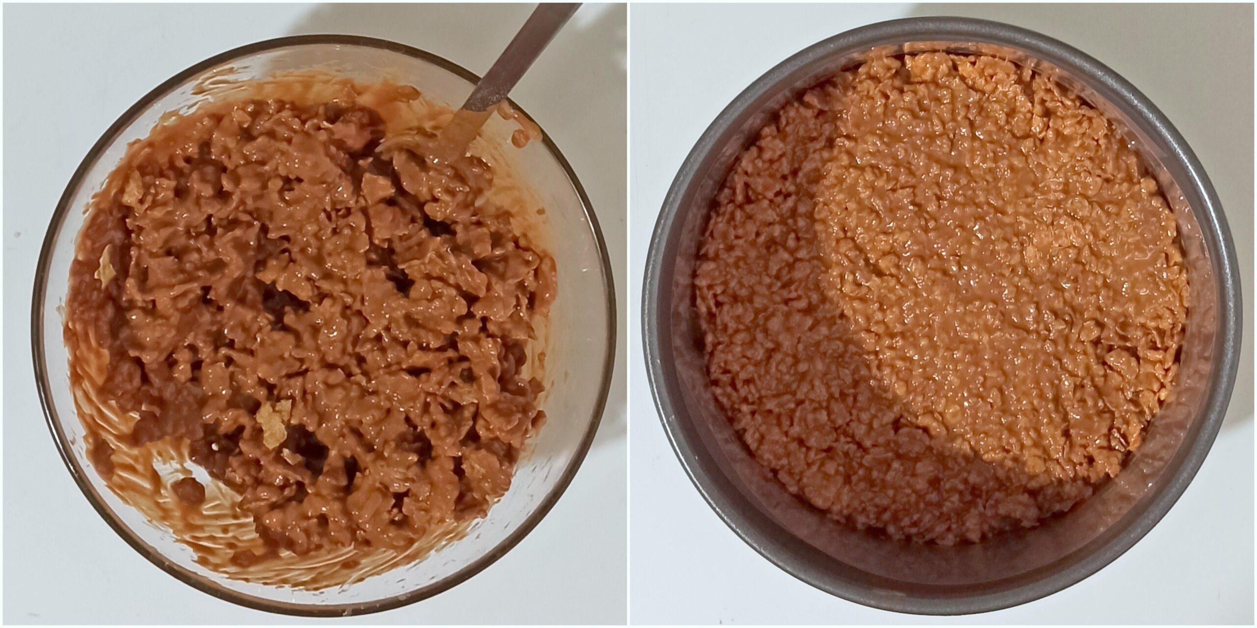 Semifreddo al cioccolato e caramello senza glutine - La Cassata Celiaca