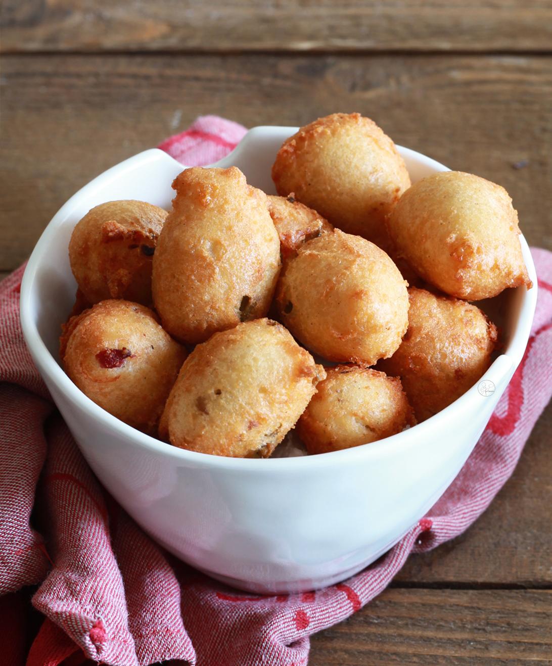 Nuvolette di stracchino senza glutine - La Cassata Celiaca