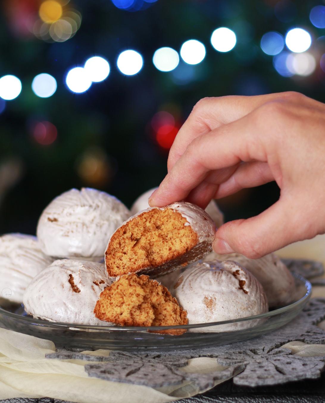 Biscotti pan di zenzero senza glutine - La Cassata Celiaca