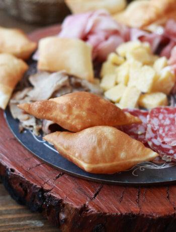 Gnocco fritto sans gluten - La Cassata Celiaca