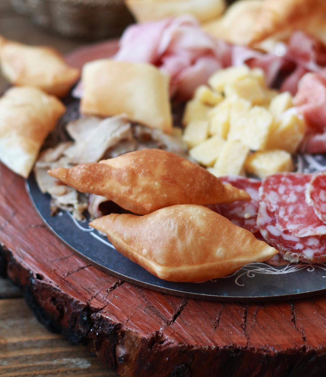 Gnocco fritto senza glutine - La Cassata Celiaca