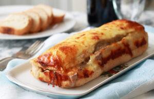 Pain de viande en croûte sans gluten - La Cassata Celiaca