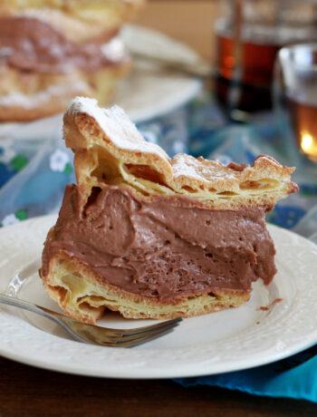 Torta Karpatka alla Nutella senza glutine - La Cassata Celiaca