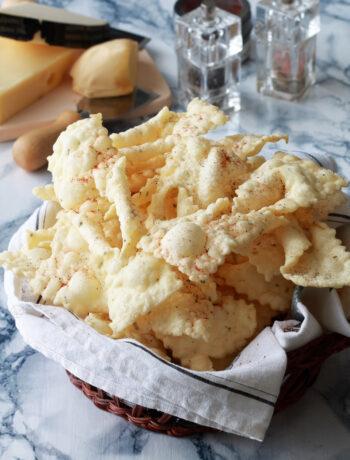 Beignets de Carnaval salés et sans gluten - La Cassata Celiaca