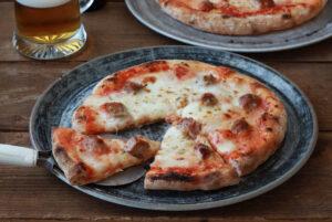 Pizza alla birra senza glutine - La Cassata Celiaca
