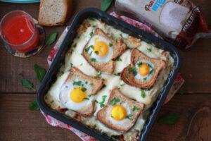 Sformato di sandwich senza glutine - La Cassata Celiaca