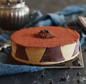 Crostata doppio cioccolato senza glutine - La Cassata Celiaca