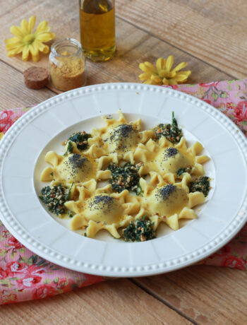 Tournesols de pâtes fraîches sans gluten - La Cassata Celiaca