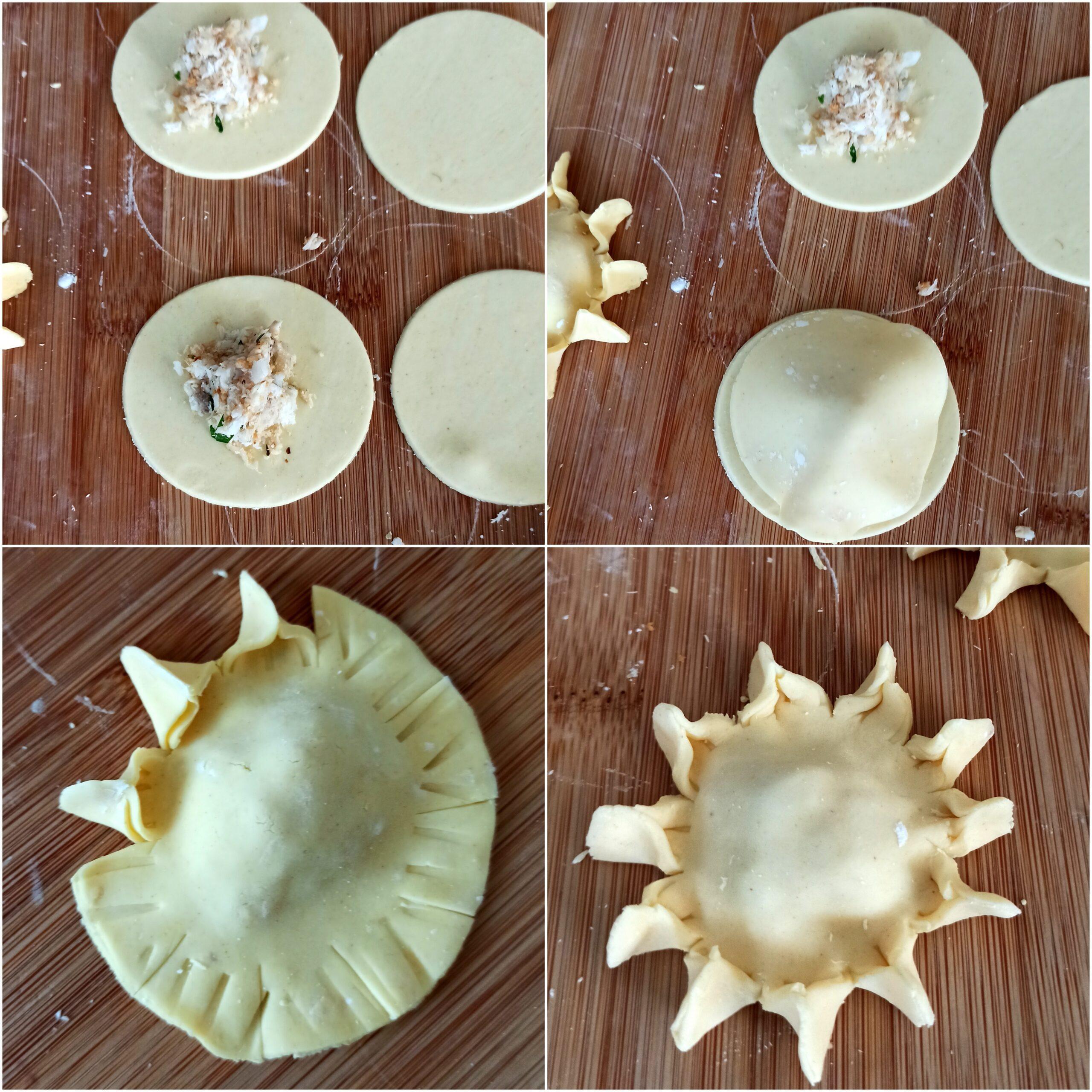 Girasoli di pasta fresca senza glutine - La Cassata Celiaca