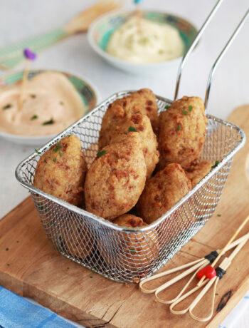 Kibbeh palestinies sans gluten - La Cassata Celiaca
