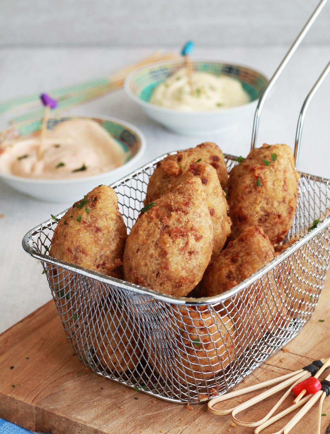 Kibbeh palestinesi senza glutine - La Cassata Celiaca