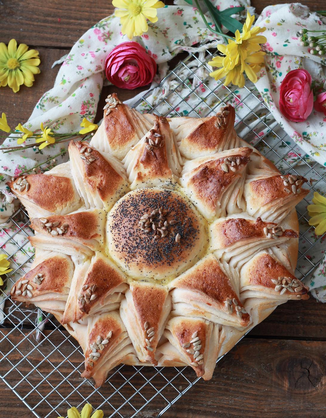 Pane girasole senza glutine - La Cassata Celiaca