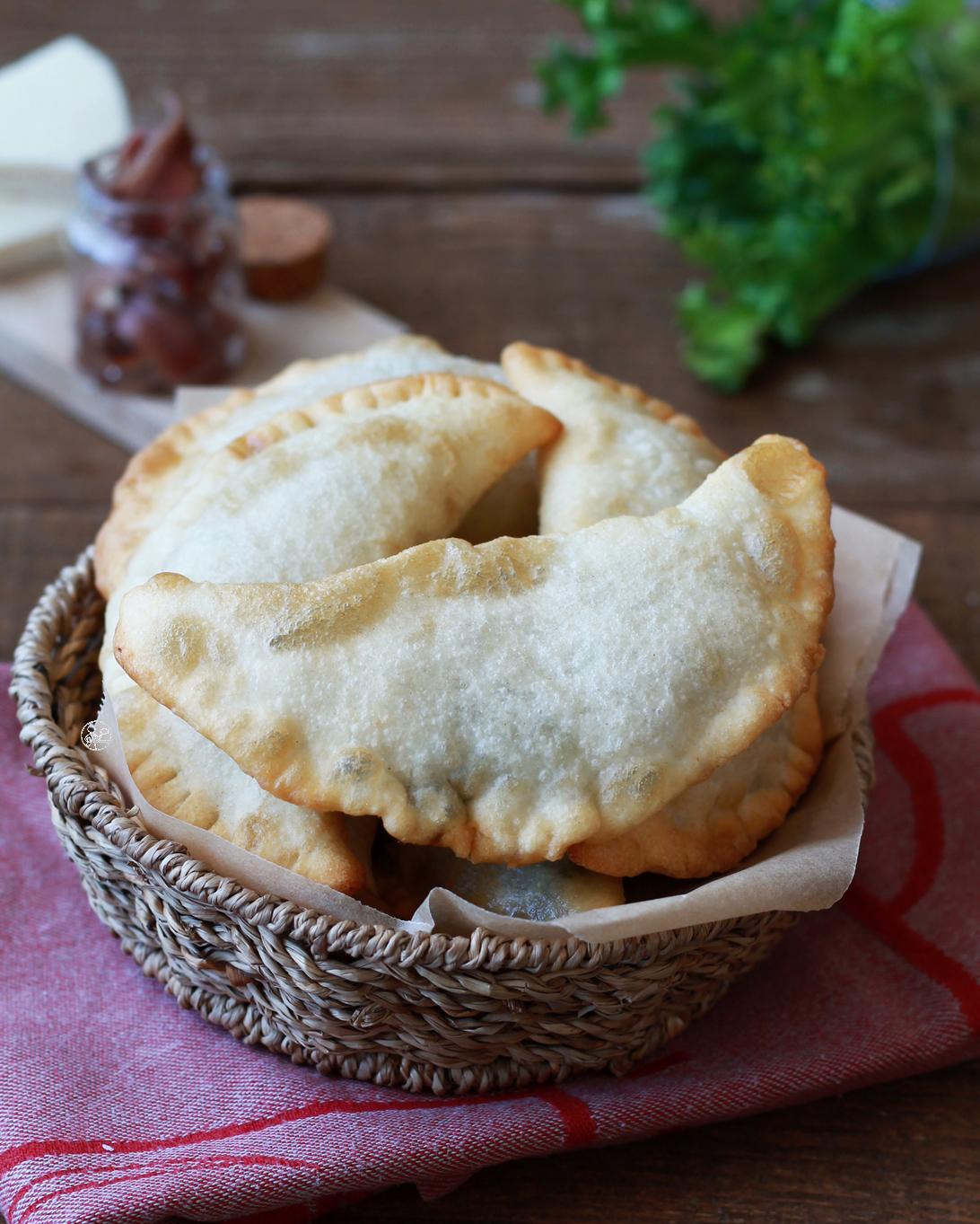 Pidoni messinesi senza glutine (fritti e con la scarola) - La Cassata Celiaca