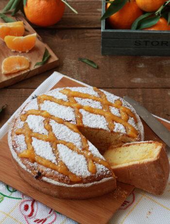 Gâteau à l'orange sans gluten ou Torta Cremona - La Cassata Celiaca