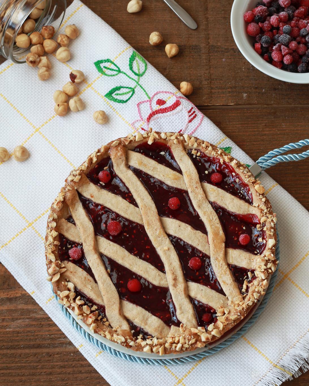 Linzer torte senza glutine - La Cassata Celiaca
