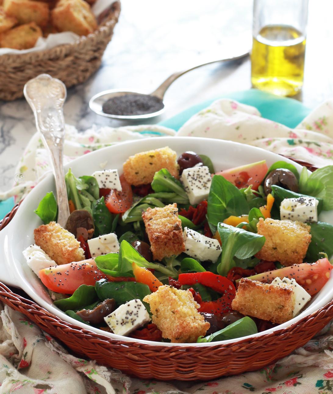 Crostini di miglio senza glutine - La Cassata Celiaca