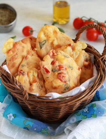 Beignets méditerranéens sans gluten - La Cassata Celiaca