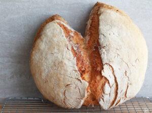 Pane d'Aix al lievito madre senza glutine - La Cassata Celiaca