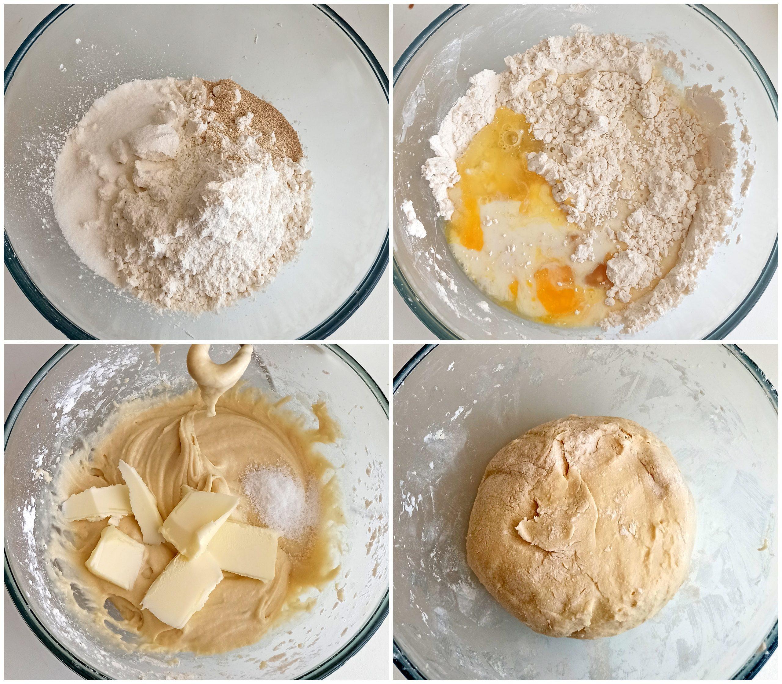 Fruste di pane al formaggio senza glutine - La Cassata Celiaca