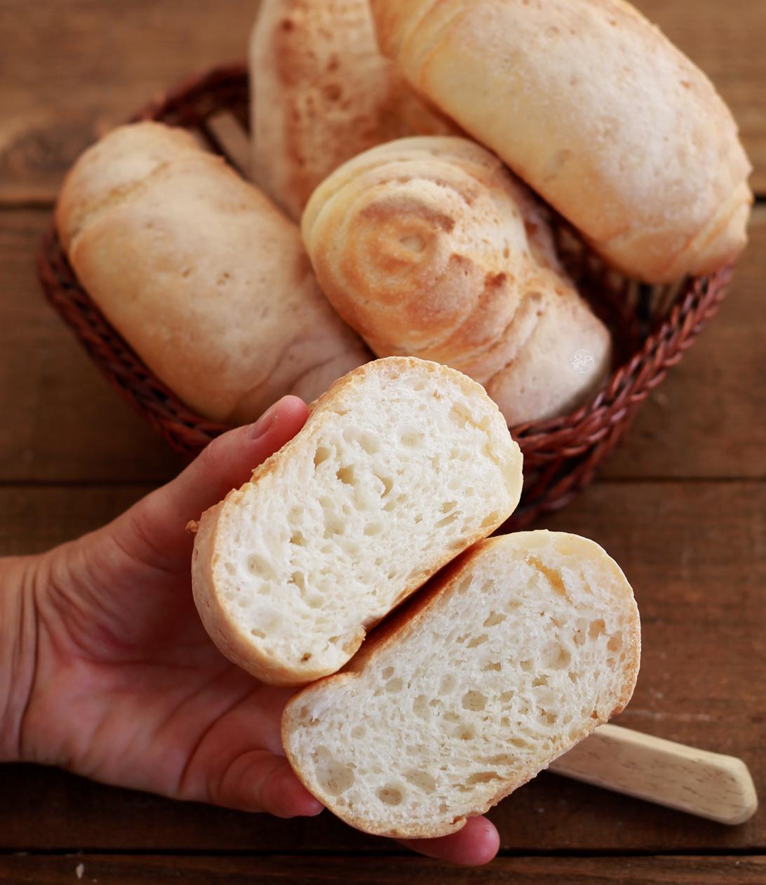 """Pane """"mantovana"""" senza glutine - La Cassata Celiaca"""