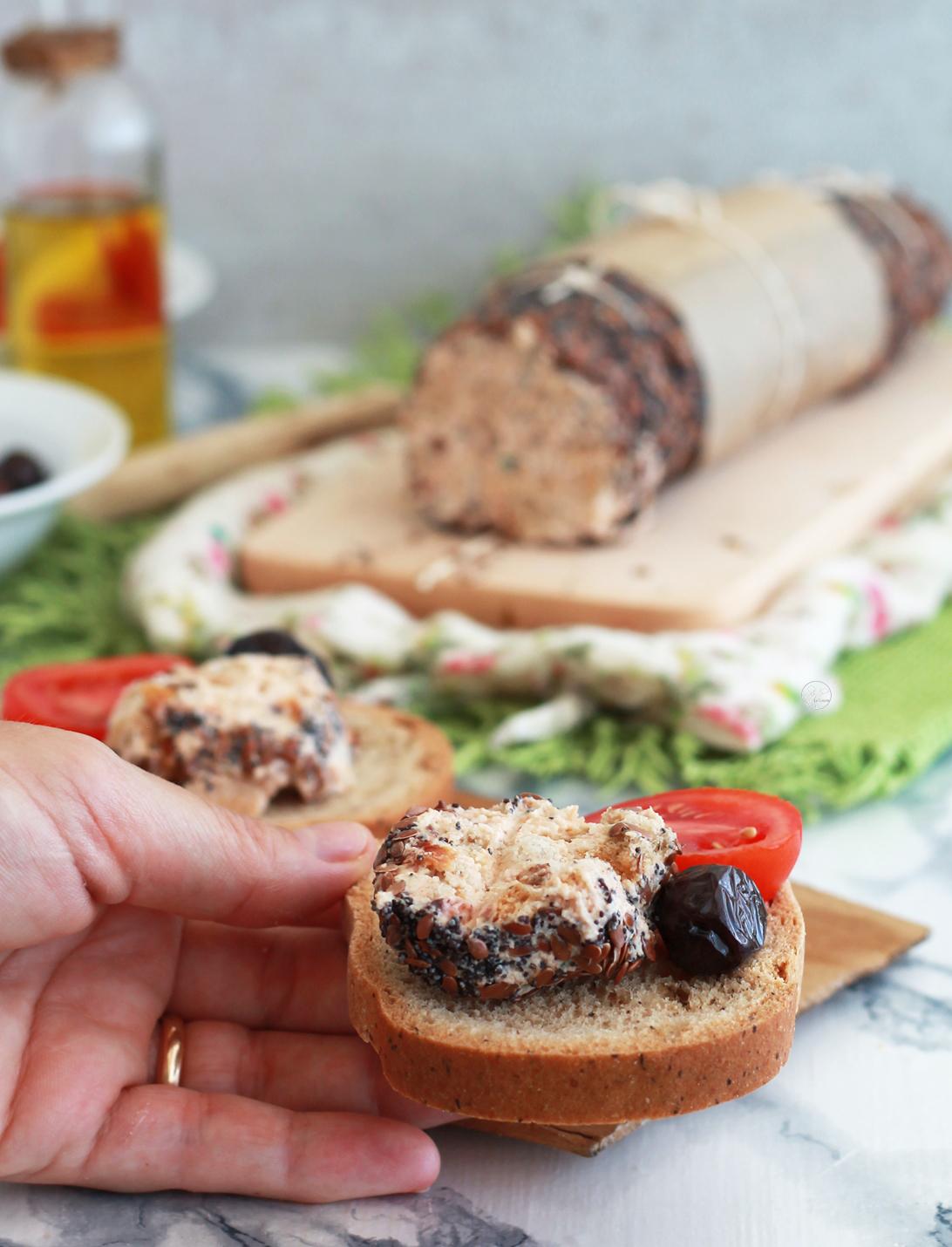 Salame turco salato senza glutine - La Cassata Celiaca