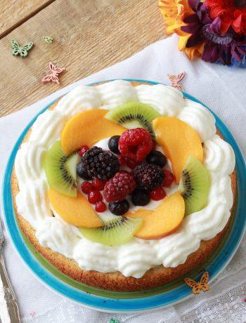 Gâteau cuit à la poêle sans gluten - La Cassata Celiaca