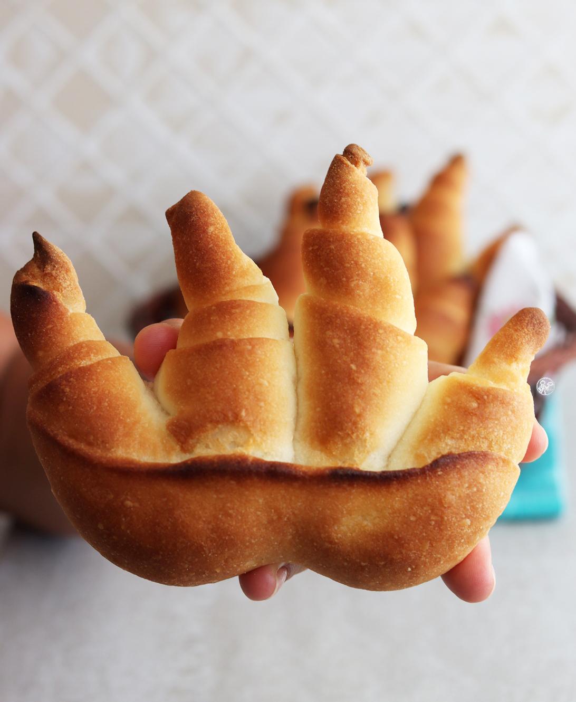 Pane Main de Nice senza glutine - La Cassata Celiaca