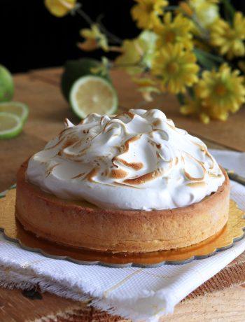 Tarte au citron meringuée sans gluten - La Cassata Celiaca