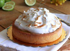 Crostata al limone meringata senza glutine - La Cassata Celiaca