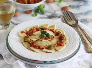 Foglie di pasta ripiena senza glutine - La Cassata Celiaca